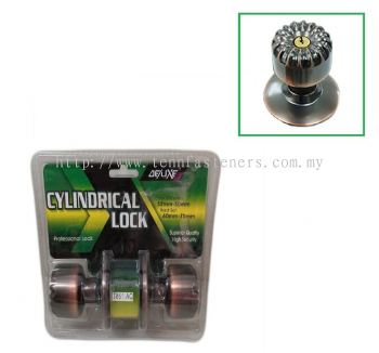 DL7861AC DELUXE CYLINDRICAL LOCK