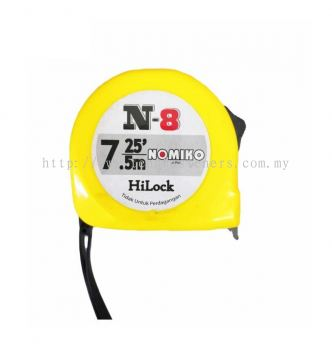 7.5M N8 'NOMIKO' MEASURING TAPE