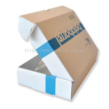 Printed Flute Box