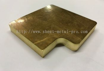 Construction Laser Cutting Parts