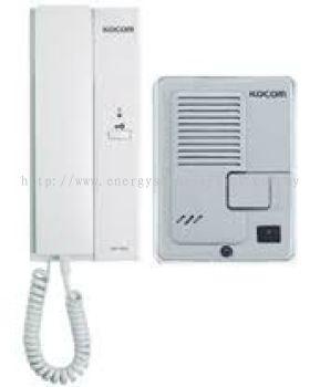 KDP-601AM KOCOM (1 TO 1) DOOR PHONE SYSTEM