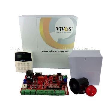 ��EZ-P�� Alarm System (10+6 zone) by ViVOS