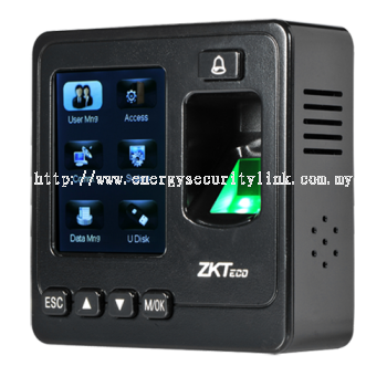 SF100 IP Based Fingerprint Access Control & Time Attendance