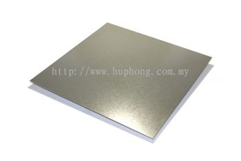 Galvanized Annealing Sheet (GA)