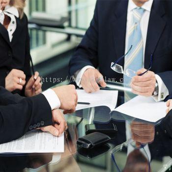 公司法律顾问 Corporate Legal Advisor