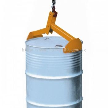 Overhead Drum Lifter Clamp