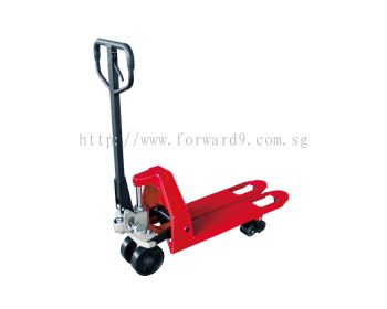 2into1 Super Short Fork Hand Pallet Truck