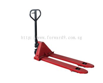 Adjustable Fork Hand Pallet Truck