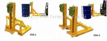 Forklift Drum Attachment FDG Series