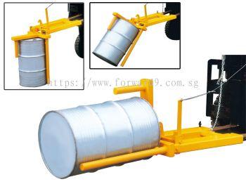 Forklift Drum Positioner FDP400