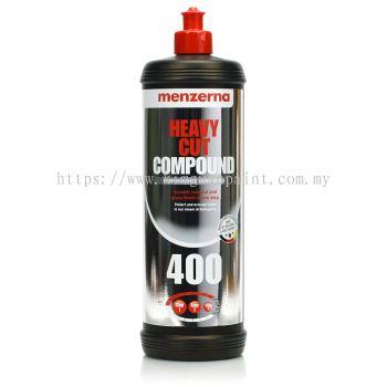 Menzerna-Heavy cut compound-400-1liter