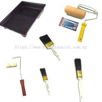 Sancora Nylon Paint Brush and Roller