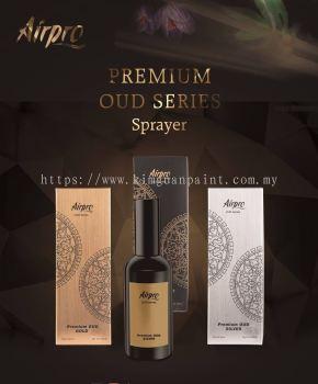 Airpro Premium Oud Sprayer Car Perfume Air Freshener
