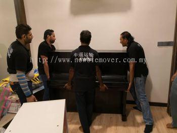 Piano Move Services