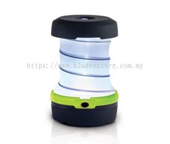 Pop-Up Flashlight Lantern - Ultralight Flashlight and Collapsible Lantern in One