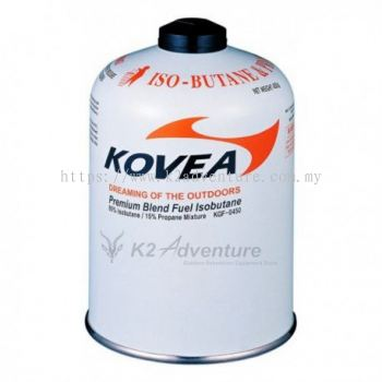 KOVEA GAS CARTRIDGE 450G