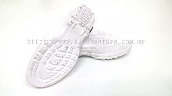 KAMPUNG ADIDAS RUBBER SHOES WHITE