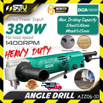 DCA AJZ06-10 Angle Drill 380w