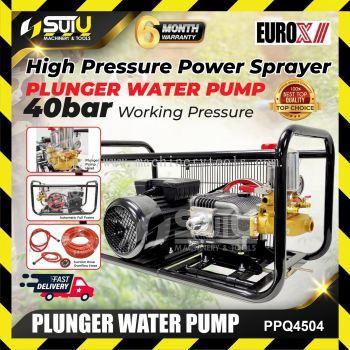 EUROX PPQ4503S Plunger Pump/ Power Sprayer 30bar