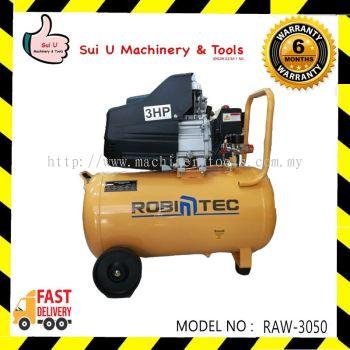 ROBINTEC RAW-3050 Air Compressor 3hp 50litre
