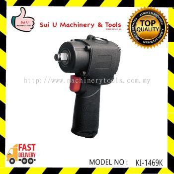 """Kuani KI-1469K 1/2""""DR Super Duty Air Imapct Wrench Set"""
