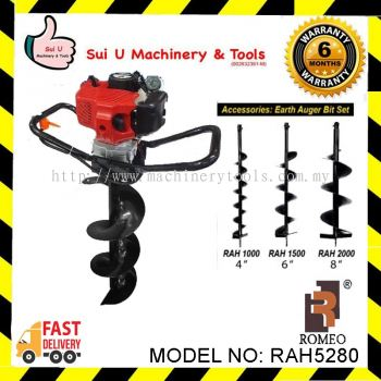 Romeo RAH5280 Earth Auger 1100ml 52cc