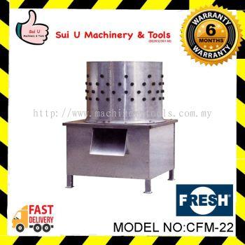 FRESH CFM-22 Chicken Feather Machine 22 inch 0.75kW/230V/50Hz