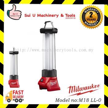 MILWAUKEE M18 LL-0 Led Lantern Light TRUEVIEW™ high definition lighting