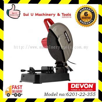 "DEVON 6201-22-355 Cut Off 355mm (14"") 2200W"