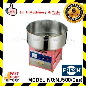 FRESH MJ500 (Gas) 240-360pcs/h Candy Floss Machine Bar & Snack Machine
