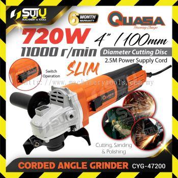 """QUASA CYG-47200 720W 4"""" Grinder"""