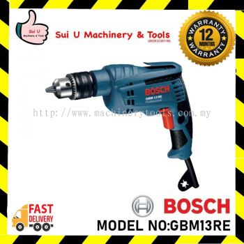 Bosch GBM 13 RE Professional Drill Heavy Duty 600W/2,600rpm/240V
