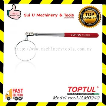 TOPTUL JJAM0242 Telescoping Inspection Mirror