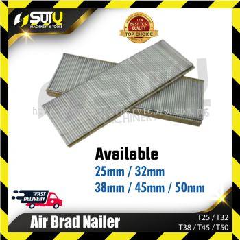 T25/ T32/ T38/ T45/ T50 Air Brad Nailer/Nail (25mm - 50mm)