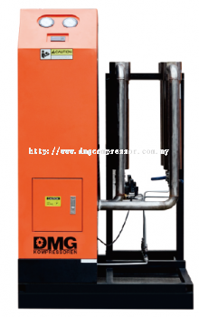 Stainless Steel Plate High Pressure Air Dryer