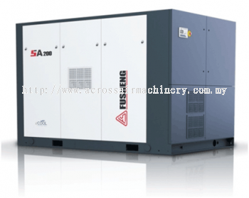 FUSHENG Screw Air Compressors (SAV90-200)