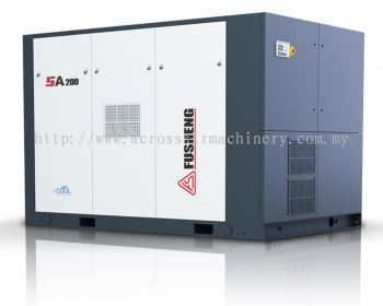 FUSHENG Screw Air Compressor SA90-250 Series Two Stage