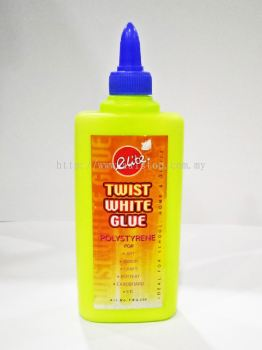 ELITE TWIST WHITE GLUE TWG250