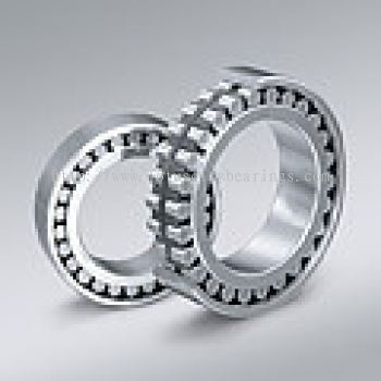 Highly Rigid Series of Double-Row Cylindrical Roller Bearings