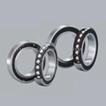 Standard Series of High Precision Angular Contact Ball Bearings