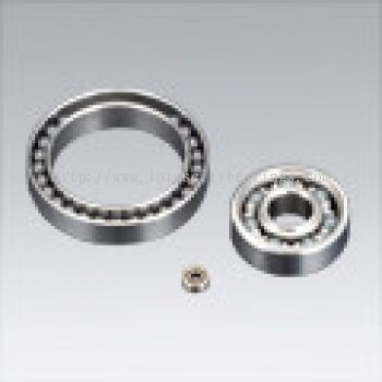 Completely Non-Magnetic Titanium Alloy Bearings