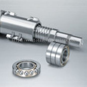 Ball Screw Support for Heavy Loads TAC03 Series, TAC-HR Series/TAC-SHR Series