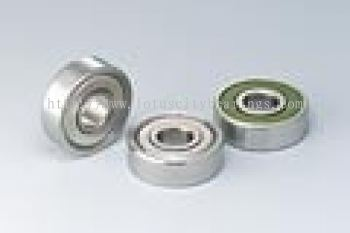 Bearings for Cooling Fan Motor