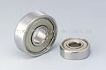 Bearings for Electric Power Steering Motor