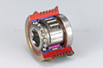 Clutch Pulley Unit for Alternator