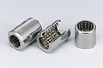 Drawn-Cup Linear Ball Bearings