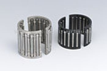 Split Needle Roller & Plastic Cage Radial Assemblies