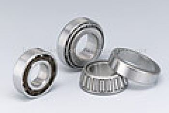 Angular Contact Ball Bearing and Tapered Roller Bearing for Steering