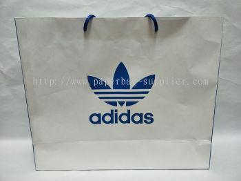 White Craft Paper Bag Supplier Rawang