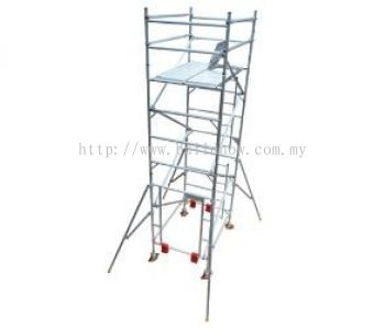 Double Width Build Now Model with Straight Ladder